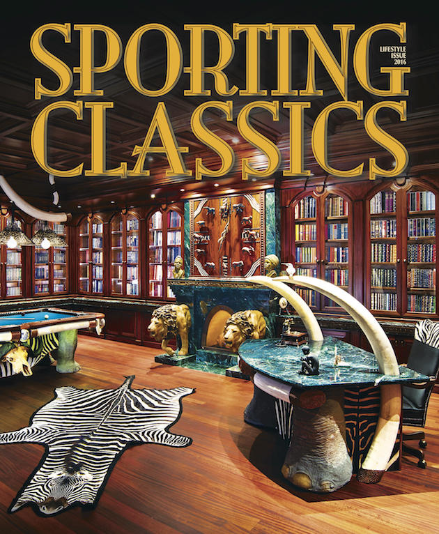 Designing Your Own Trophy Room Sporting Classics Daily