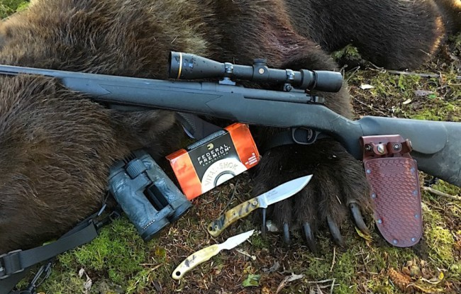 Mossberg Patriot v  Brown Bear | Sporting Classics Daily