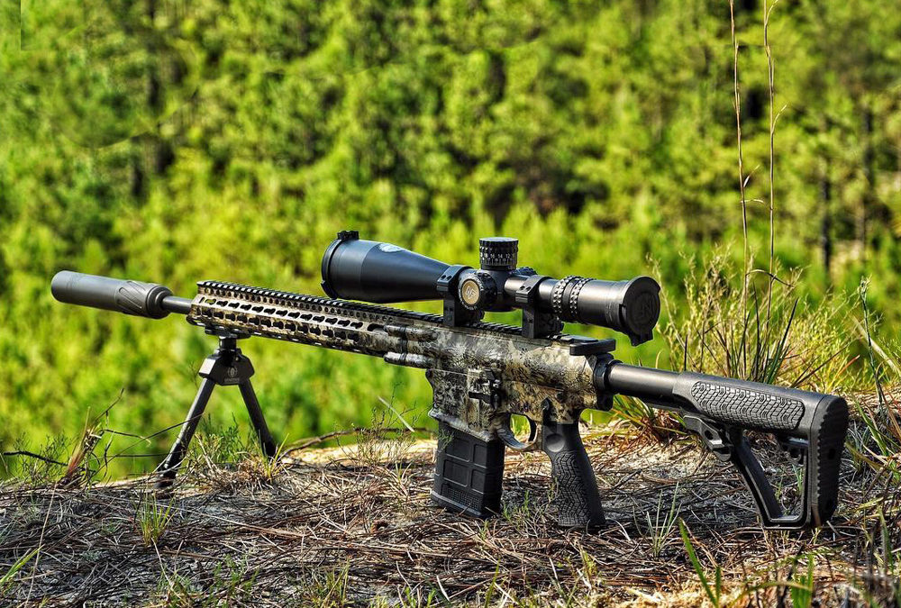 The Purpose-Built Hunting AR: A Close Look At The Daniel