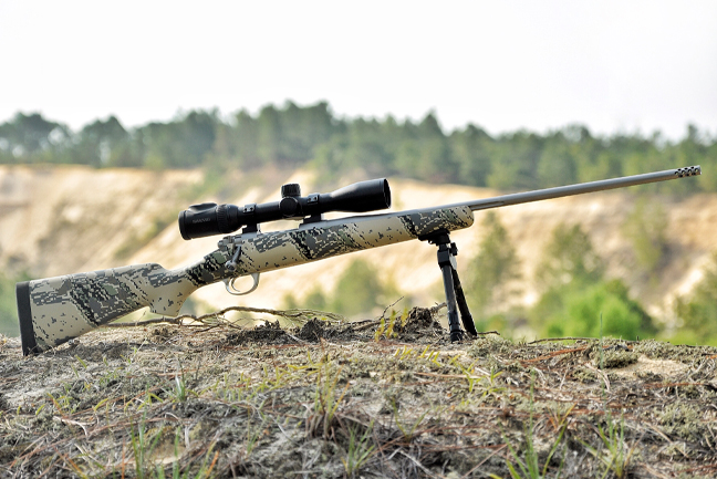 Kimbers Mountain Ascent Rifle Review - Sporting Classics Daily