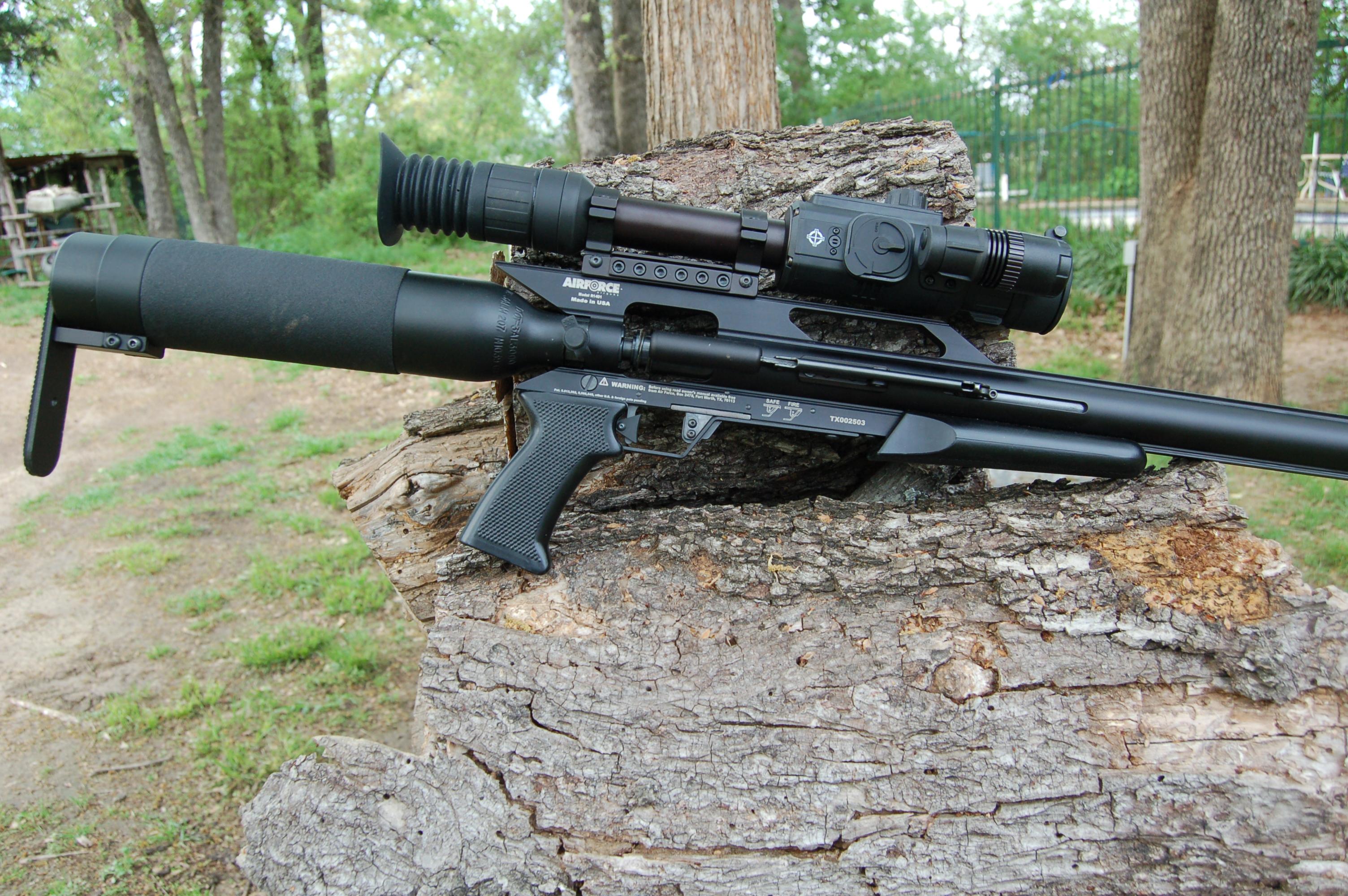 The New Big Bore Air Gun: Nothing Like the Old Pellet Gun We Grew Up