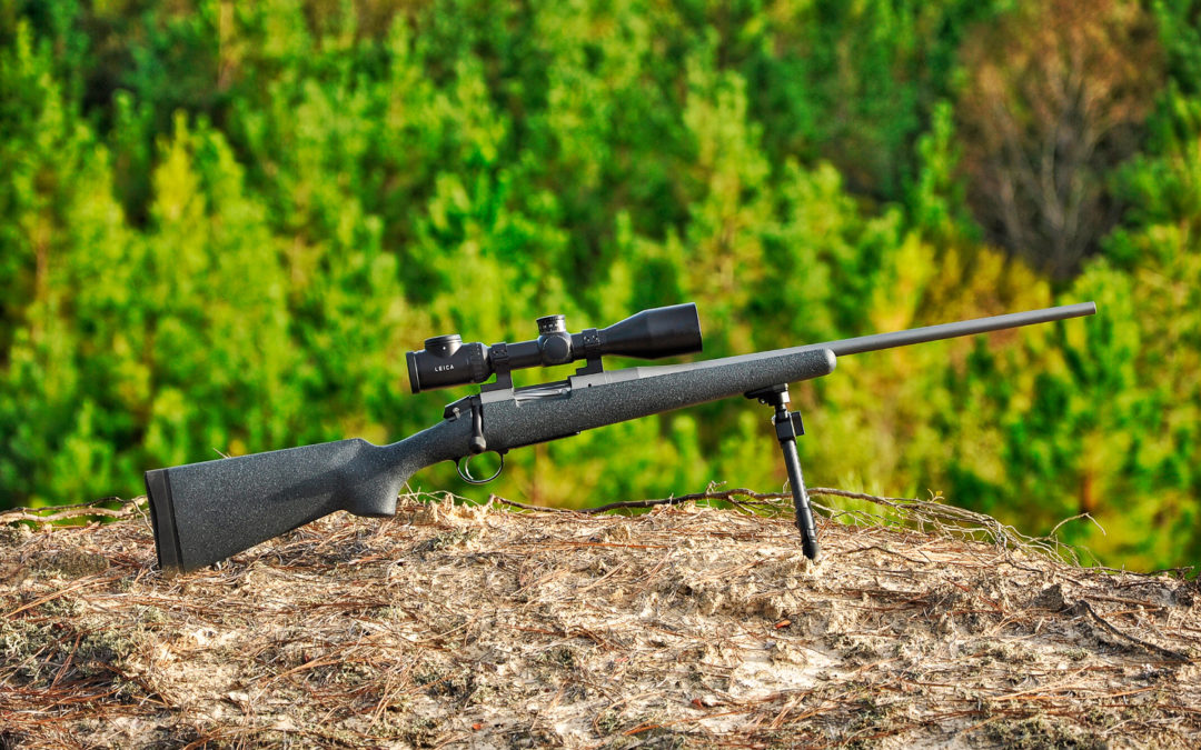 Bergara Premier Mountain Rifle