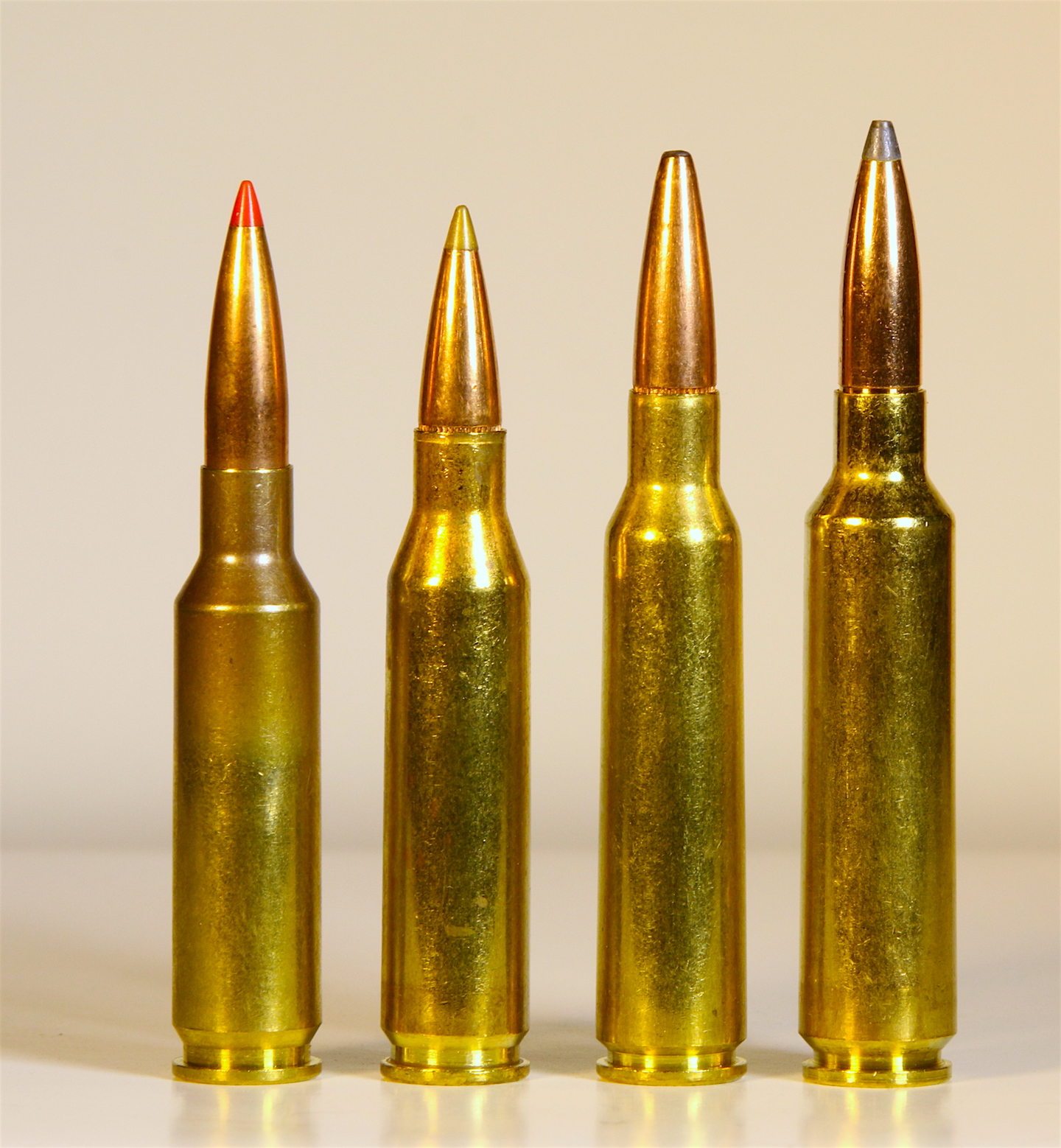ideal hunting bullet cartridges