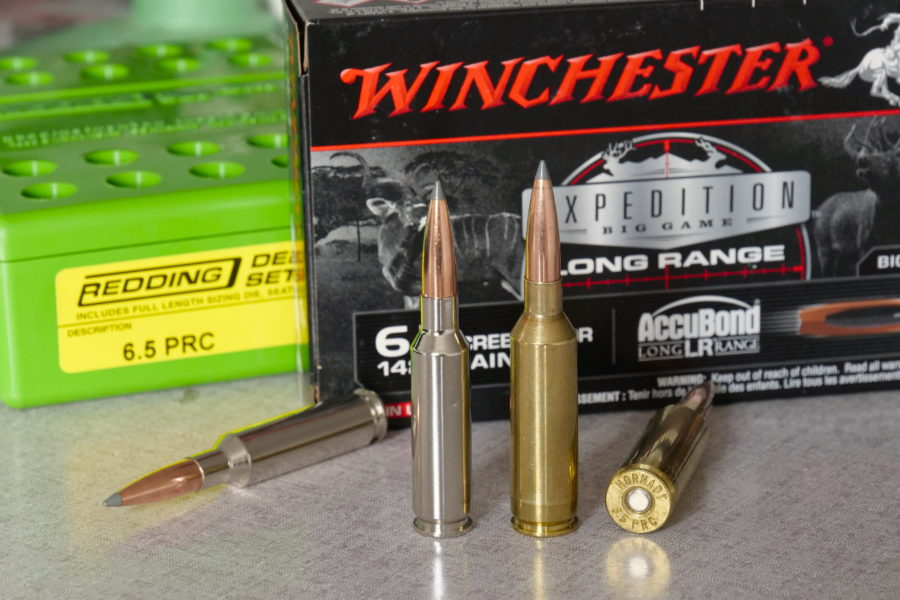 New Zealand 6.5 Creedmoor Tests