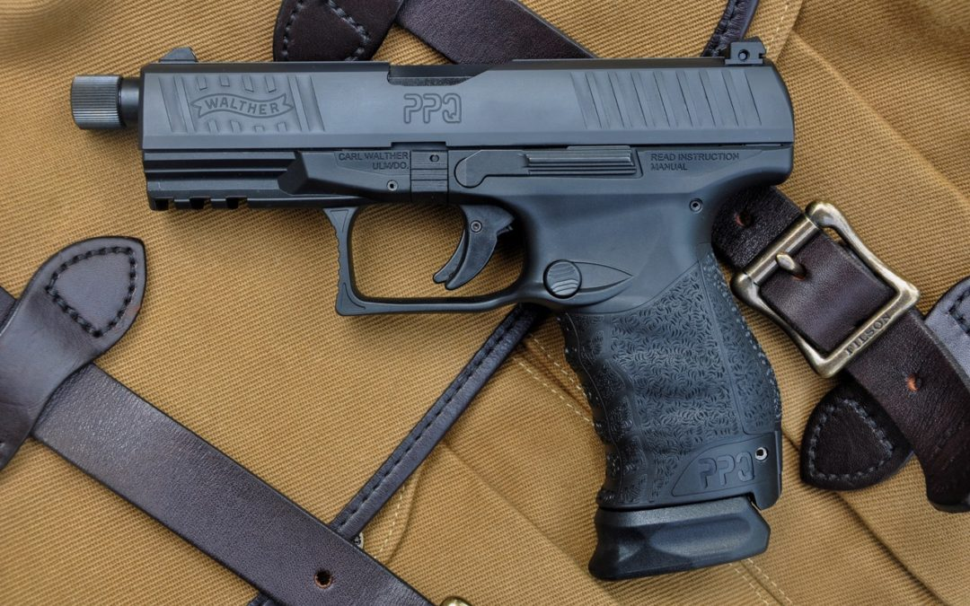 Sidearms For Sportsmen: Walther PPQ M2 Review | Sporting
