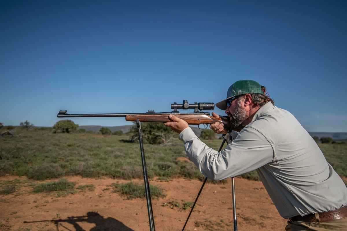CZ 550 Safari Magnum 458 Lott Photo Gallery - Sporting