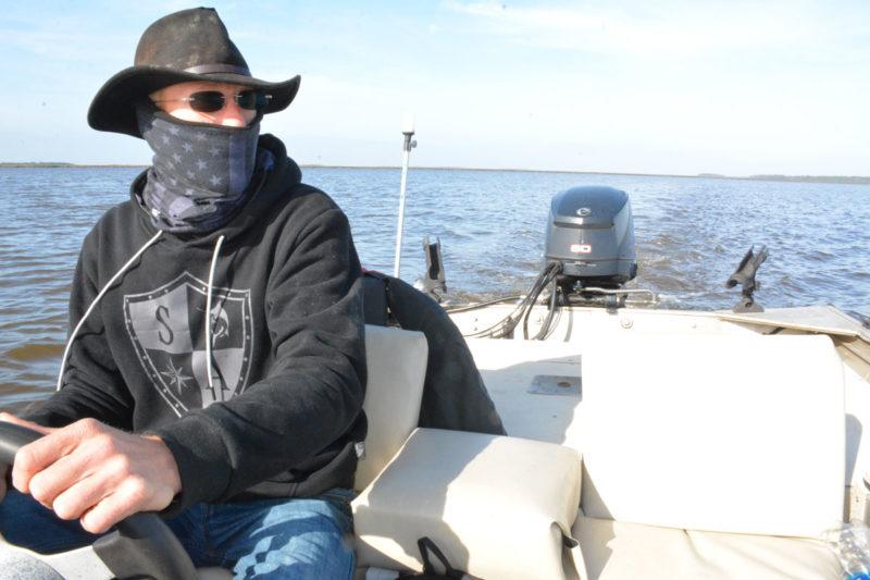 fisherman thief bandit