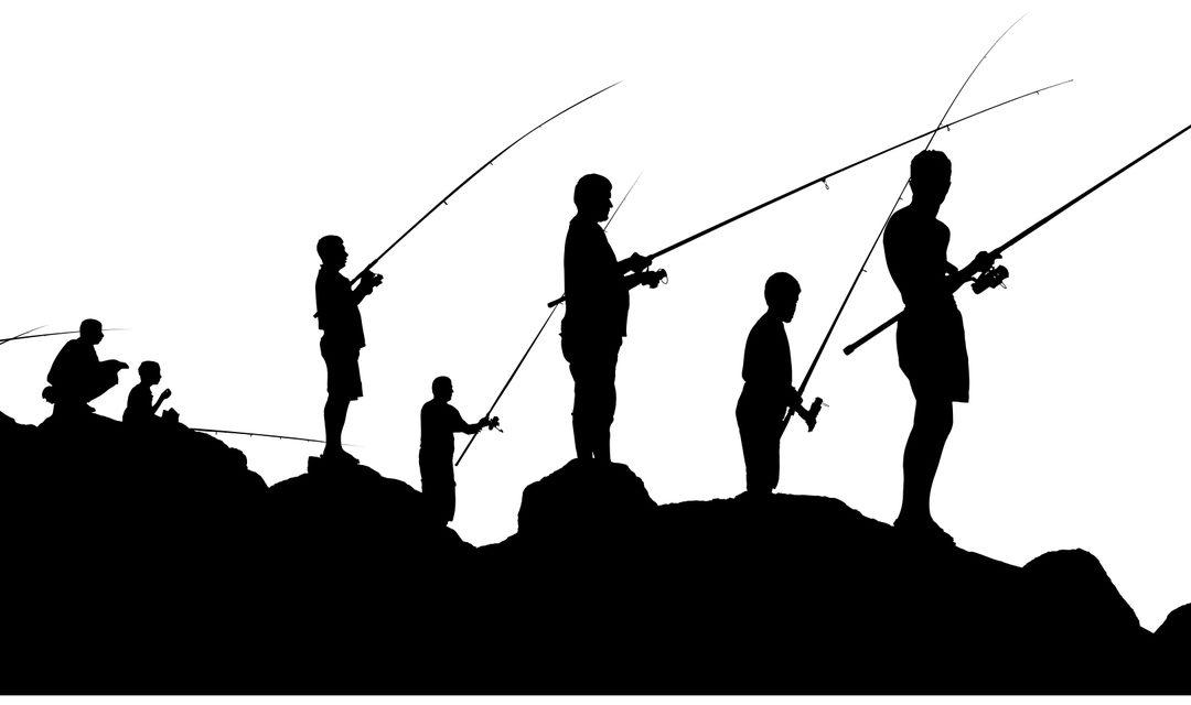 FBI Top 10 Least-Wanted Anglers